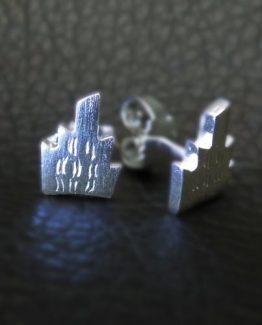 ohrstecker-hansegiebel-silber